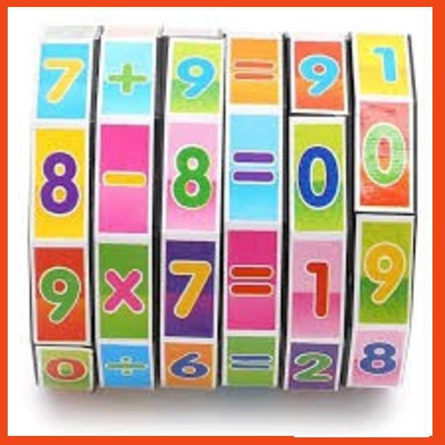 HÀNG HOT Trò chơi rubic toán học MỚI VỀ