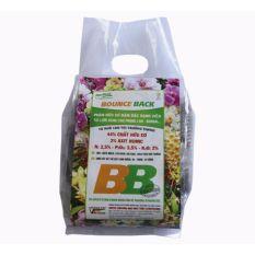 Phân hữu cơ đậm đặc dạng viên Bounce Back - Túi lọc (dùng cho Phong Lan) 180g