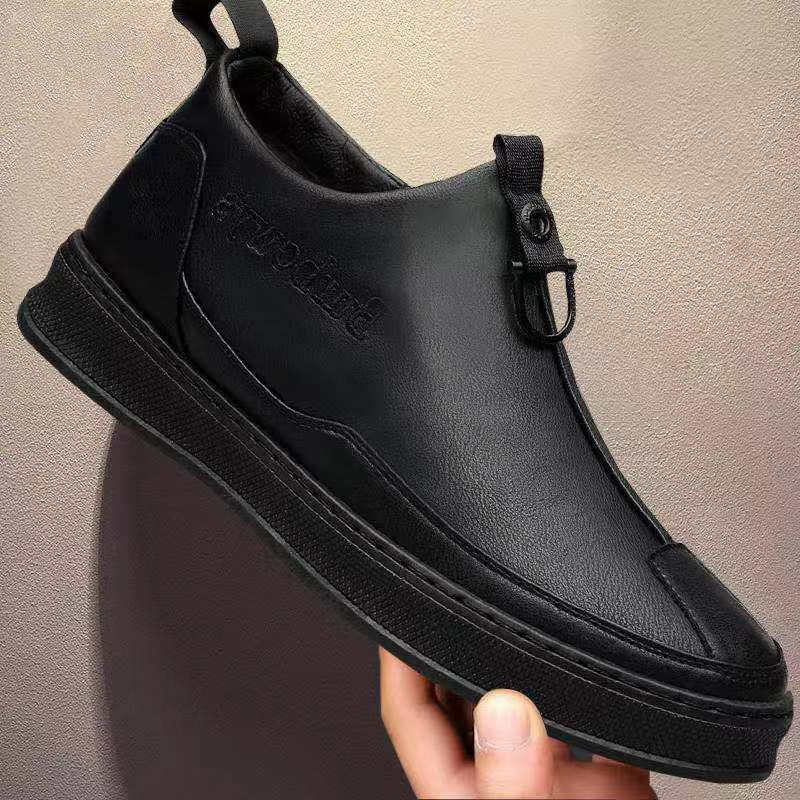Giày Da Lười Thời Trang Anh Quốc Cho Nam