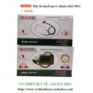 Bộ đo huyết áp tai nghe Alkato. thumbnail