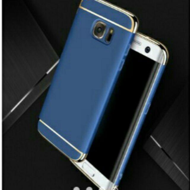 Ốp lưng 3 mảnh Galaxy S6 Edge plus - Đủ màu