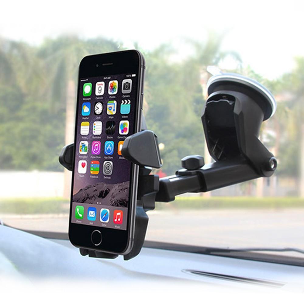 PHỤ KIỆN Ô TÔ Kệ treo điện thoại trên xe ô tô để bàn