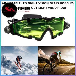 Mắt kính nhìn đêm có đèn LED có thể điều chỉnh tiện dụng chất lượng cao