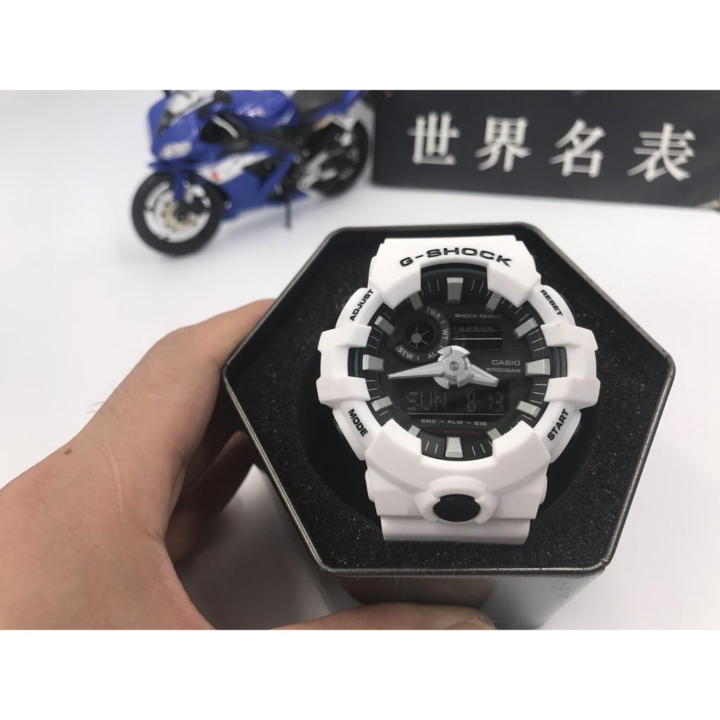 นาฬิกา Casio G-Shock G-STEEL Blutooth series รุ่น GA-700 ของแท้ประกัน CMG ร เครื่องศูนย์ ประกั