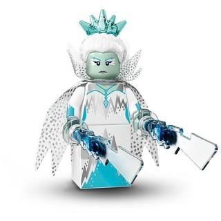 LEGO Minifigures Bà Chúa Tuyết Ice Queen – Nhân vật LEGO Nữ Hoàng Băng