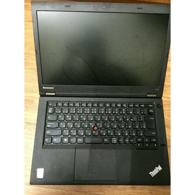 Lenovo Thinkpad T440p - laptop xách tay nhật