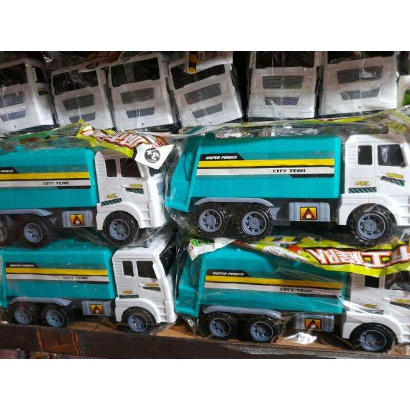 đồ chơi xe chở rác