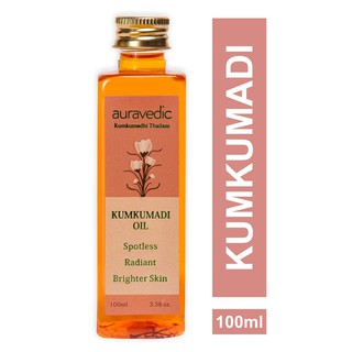 Dầu dưỡng mờ thâm Kumkumadi Auravedi Oil 100ML thumbnail