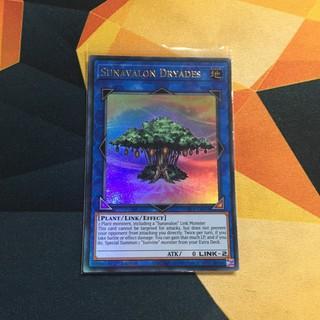 [ Bài Yugioh Chính Hãng ] Sunavalon Dryades - GFTP-EN019 - Ultra Rare 1st Edition thumbnail