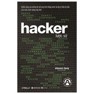 Sách - An toàn thông tin - Hacker lược sử thumbnail