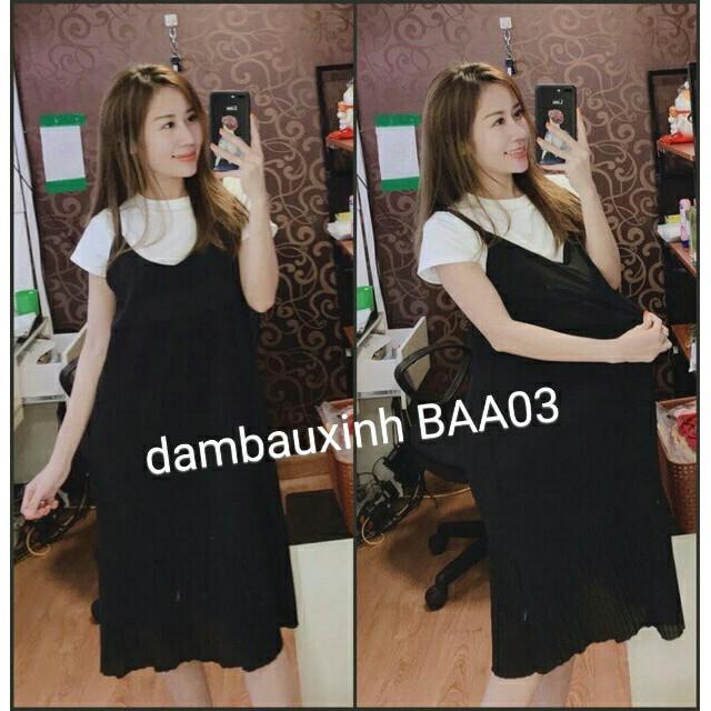 Đầm bầu dạo phố BAA211