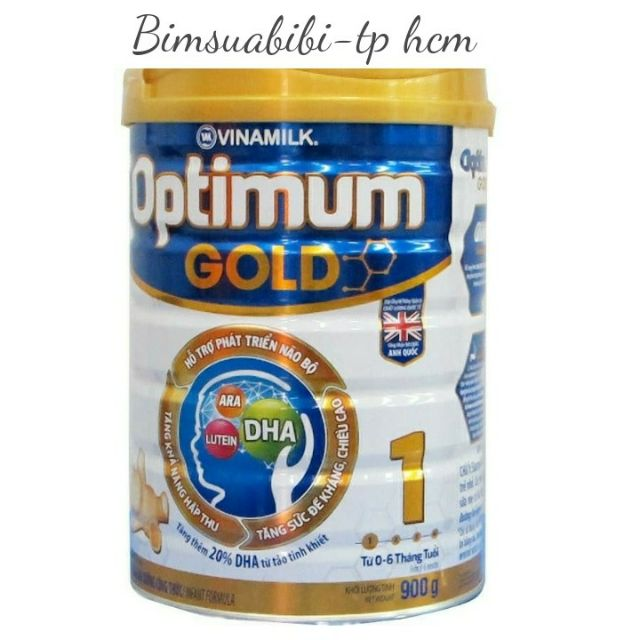 Sữa Optimum Gold 1 (900g)