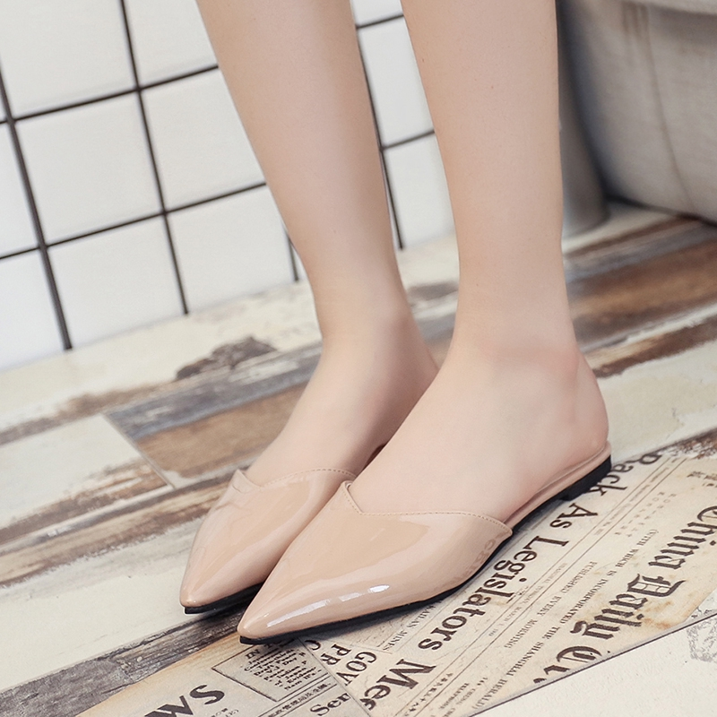 giày đế bằng cho nữ