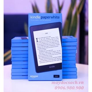 Máy đọc sách Kindle Paperwhite – thế hệ 10, hỗ trợ CHỐNG NƯỚC IPX8 – tên gọi khác Kindle Paperwhite 4 – maydocsach.vn