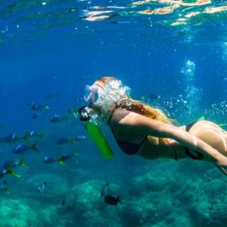 Bình lặn mini 10 phút dưới nước bình dưỡng khí