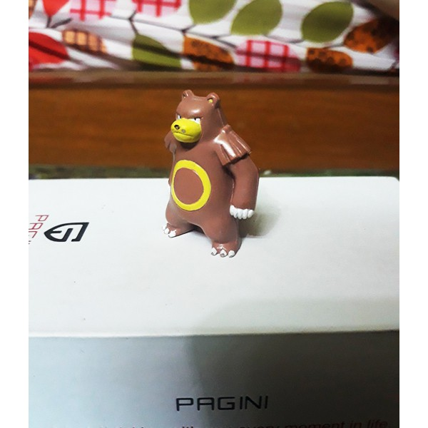 Mô Hình Pokemon Ursaring Tomy PKM284
