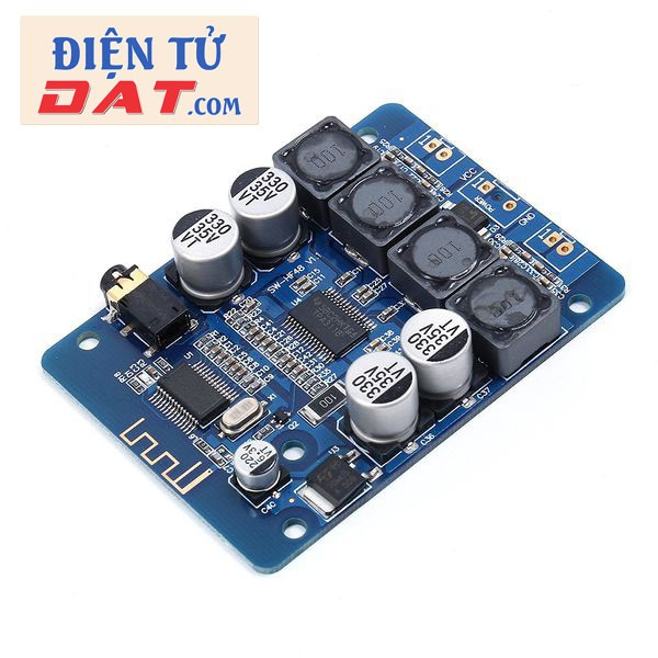 Mạch giải mã - khuếch đại âm thanh bluetooth 4.0 TPA3118