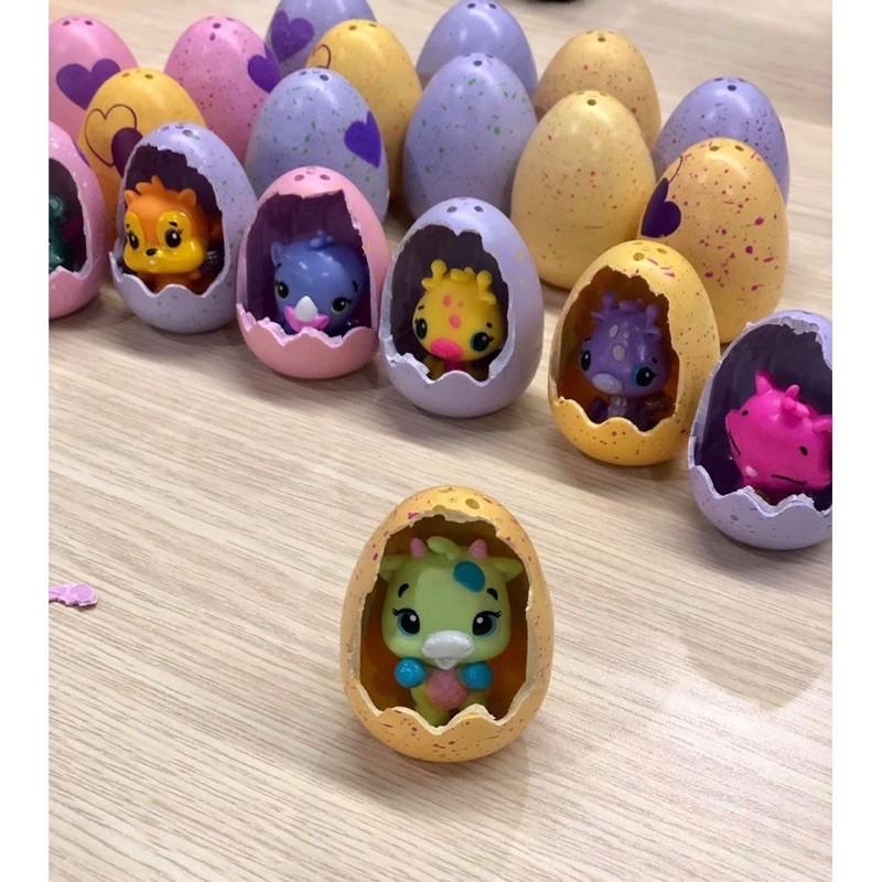 [MUA 1 TẶNG 1] Combo 15 trứng Hatchimals tặng 15 thú Hatchimals