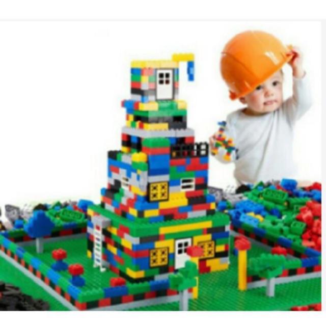 {GIÁ VÔ ĐỊCH} bộ lego 1000 miếng ghép