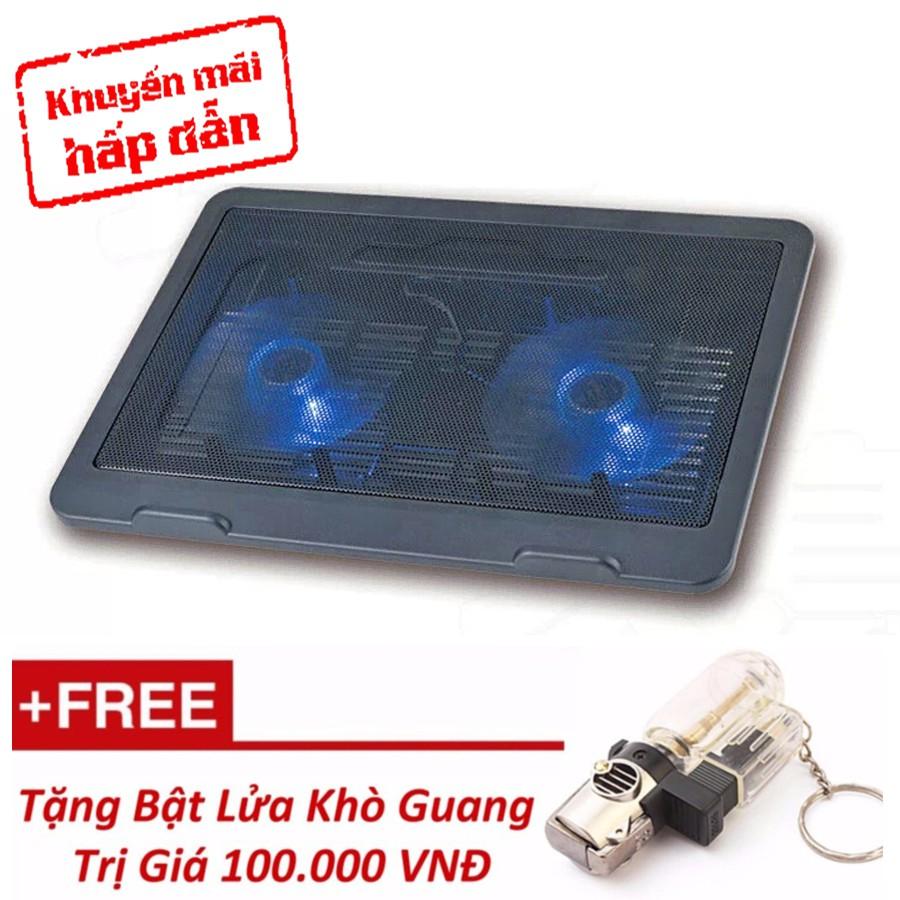 Đế Tản Nhiệt Laptop 2 Quạt Tốc Độ Lớn Cooling Pad S3 + Tặng BL Khò Guang - 3098579 , 1267788156 , 322_1267788156 , 350000 , De-Tan-Nhiet-Laptop-2-Quat-Toc-Do-Lon-Cooling-Pad-S3-Tang-BL-Kho-Guang-322_1267788156 , shopee.vn , Đế Tản Nhiệt Laptop 2 Quạt Tốc Độ Lớn Cooling Pad S3 + Tặng BL Khò Guang