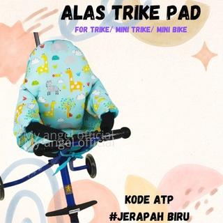 Giày thể thao chạy xe đạp MINI Alas TRIKE PAD thumbnail