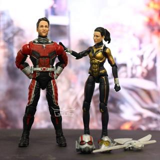 Mô hình Wasp Marvel Legends chính hãng
