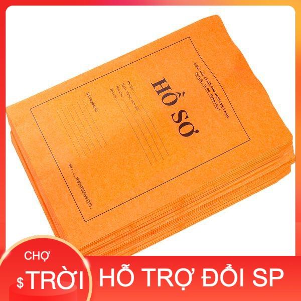 Combo 2 Cái Bao Thư Hồ Sơ Vàng / Trắng A4