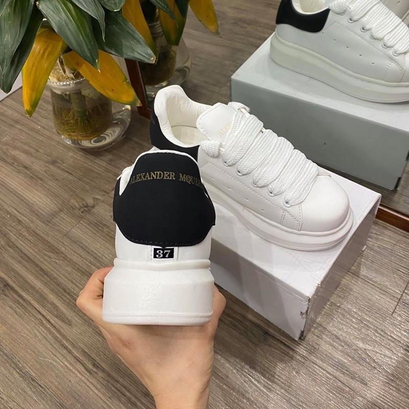 GIÀY MC QUEEN giày thể thao độn đế 5cm mẫu hot 2021