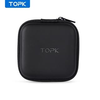 Hộp đựng tai nghe TOPK J07 phù hợp cho đựng thẻ nhớ