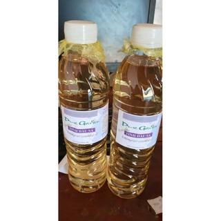 Tinh dầu sả nhà nấu nguyên chất  chai lớn 500ml   Sả Java