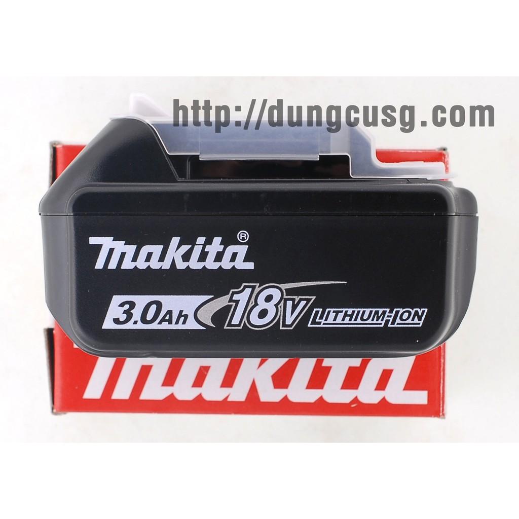 DCSG Pin Makita chính hãng 18V 3.0 Ah BL1830B