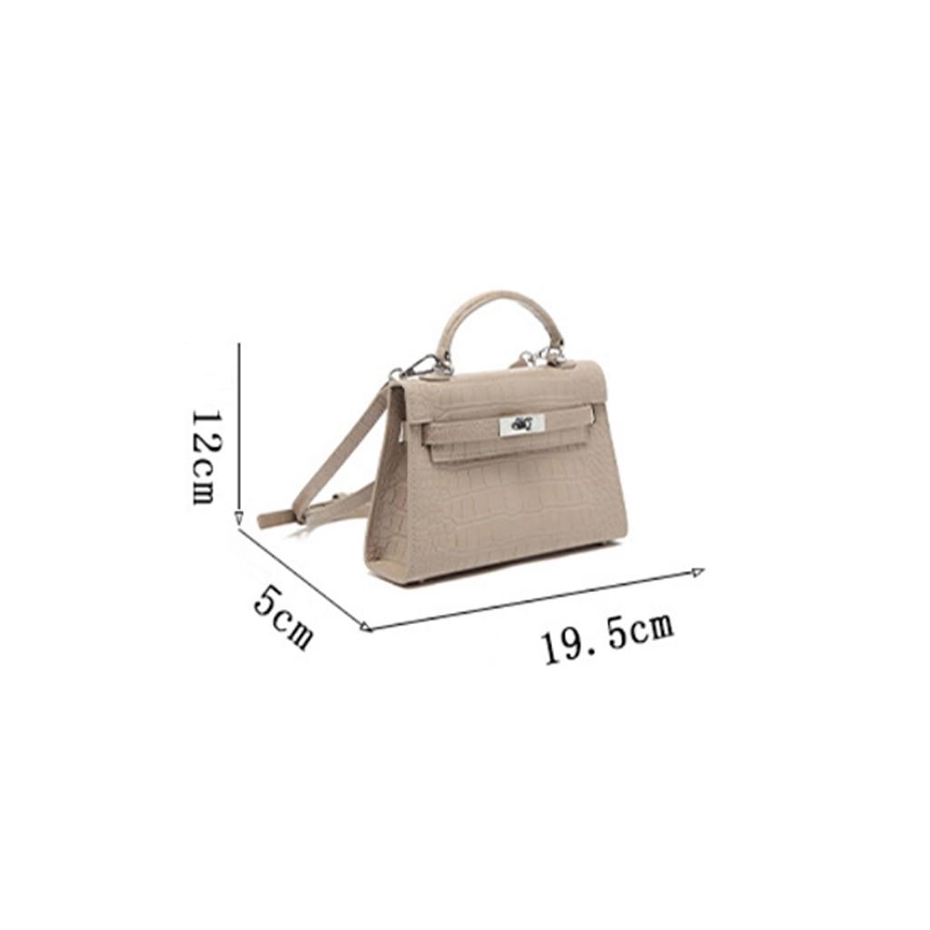 Túi Xách Nữ Công Sở💗FREESHIP💗Túi Xách Nữ Công Sở MICOCAH Phong Cách Retro Vân Rắn Cách Điệu Rất Đẹp MC15 - YSD356