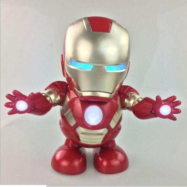 Robot nhảy theo nhạc có đèn