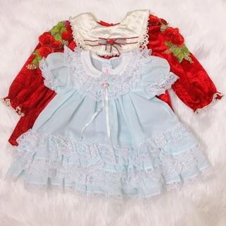 Đầm bèo cho bé( chốt hàng)