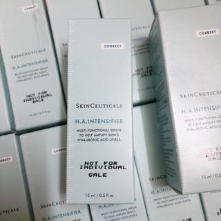 [15ml Mỹ] Serum cấp ẩm HA Intensifier SkinCeuticals