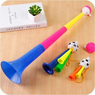 Large Soccer Speaker Children Trumpet Entertainment Activities Toys