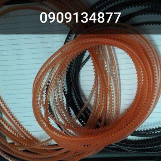 Dây curoa của máy hàn liên tục Fr900, dây curoa của máy ép bao liên tục