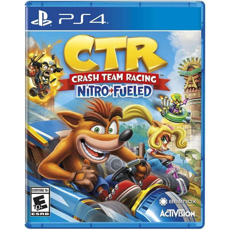 CTR CRASH TEAM RACING CHO PS4