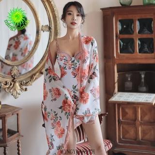 [mingyuan] 2020 swimwear one-piece small skirt swimsuit zipper thumbnail