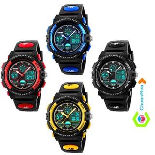Đồng hồ Trẻ em Skmei Điện Tử DHA434 - Nhiều Màu