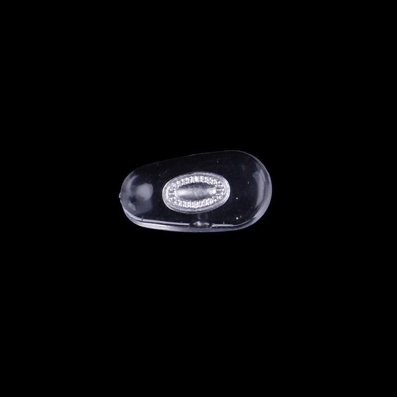 (Nowship Hà Nội) Miếng đệm kính đệm mũi kính slicon lõi vàng/ bạc/ thường chống trượt mua kèm ốc và...