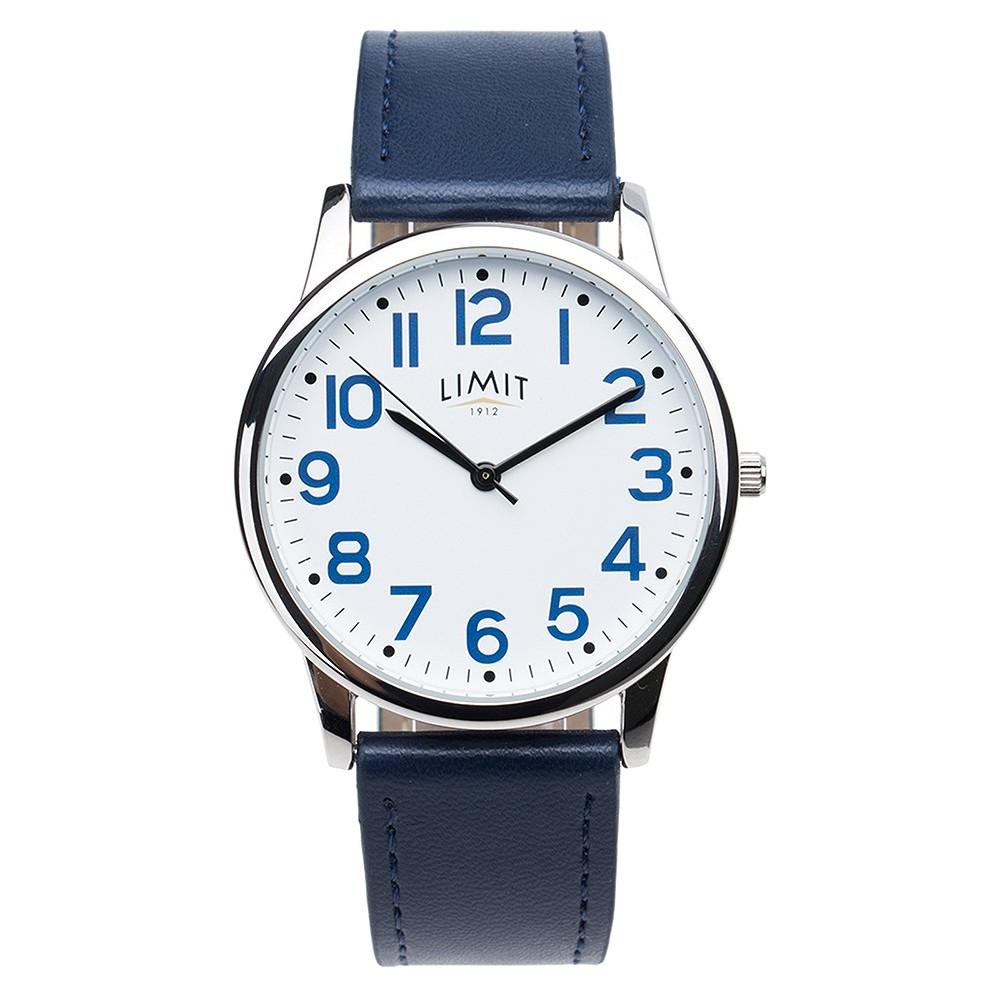 Đồng hồ kim Limit 5613 dây da màu xanh navy - 9998459 , 228479634 , 322_228479634 , 755000 , Dong-ho-kim-Limit-5613-day-da-mau-xanh-navy-322_228479634 , shopee.vn , Đồng hồ kim Limit 5613 dây da màu xanh navy