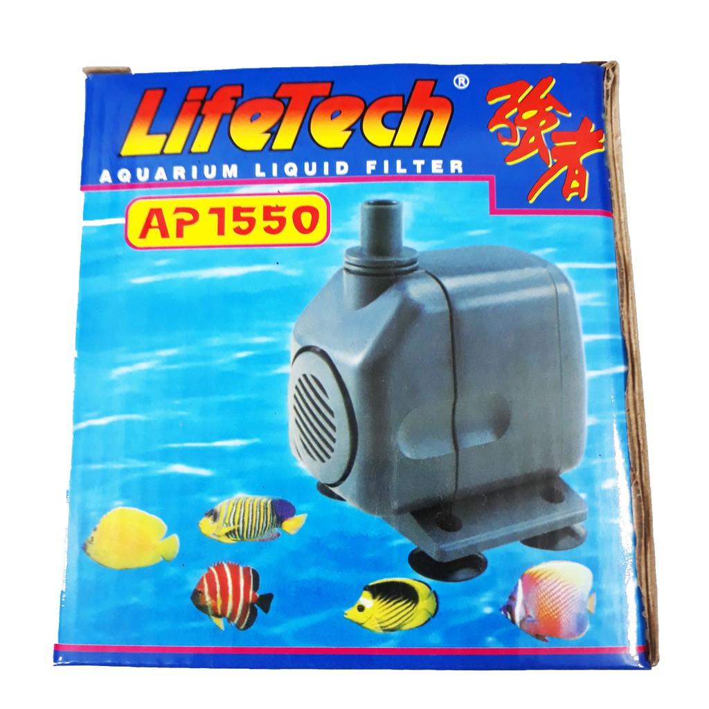 Máy Bơm Nước Hồ Cá LifeTech AP1550 - Máy Bơm Nước Bể Cá Cao Cấp - 3084135 , 1142522520 , 322_1142522520 , 108000 , May-Bom-Nuoc-Ho-Ca-LifeTech-AP1550-May-Bom-Nuoc-Be-Ca-Cao-Cap-322_1142522520 , shopee.vn , Máy Bơm Nước Hồ Cá LifeTech AP1550 - Máy Bơm Nước Bể Cá Cao Cấp