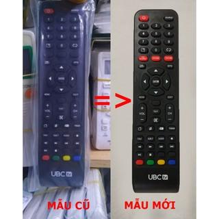 Điều khiển Tivi UBC tivi (Hàng chính hãng mới 1000)