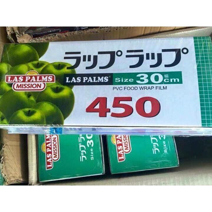 Màng bọc thực phẩm Las Palms 450 - 2473510 , 339971276 , 322_339971276 , 90000 , Mang-boc-thuc-pham-Las-Palms-450-322_339971276 , shopee.vn , Màng bọc thực phẩm Las Palms 450