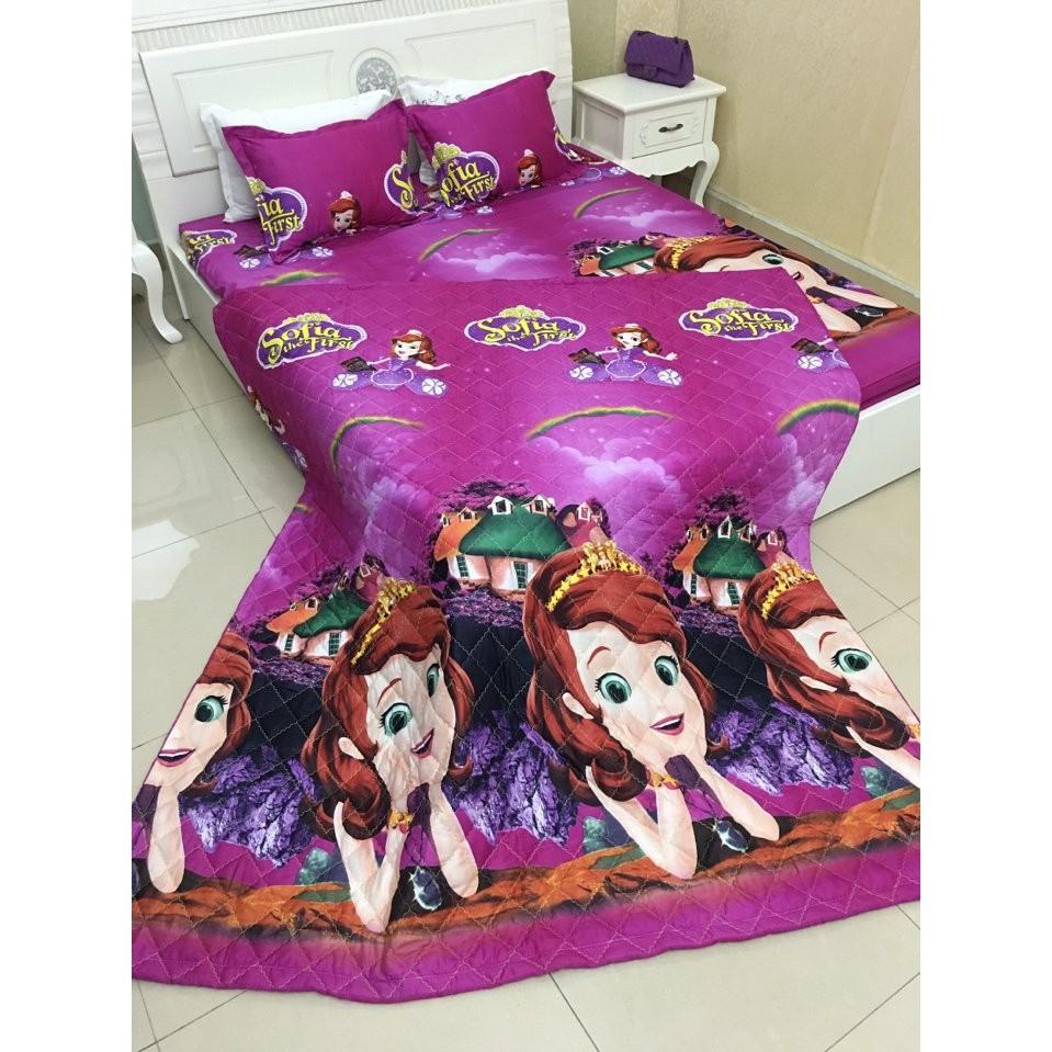 Bộ ga gối polly hình công chúa Sofia màu tím hồng - 3358945 , 806657624 , 322_806657624 , 99000 , Bo-ga-goi-polly-hinh-cong-chua-Sofia-mau-tim-hong-322_806657624 , shopee.vn , Bộ ga gối polly hình công chúa Sofia màu tím hồng