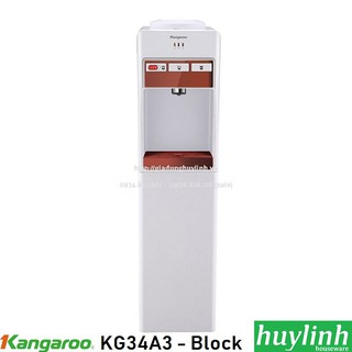 Cây nước nóng lạnh Kangaroo KG34A3 - Block - 3 chế độ nước