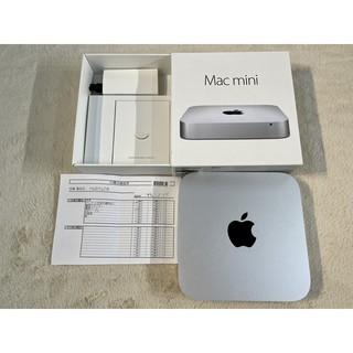 Máy tính Mac mini 2014 Core i5 1.4GHz / RAM 4GB / HHD 500GB MGEM2