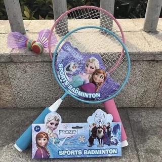 [Sẵn hàng]- Vợt cầu lông cho bé
