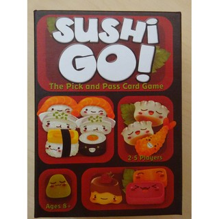 TRÒ CHƠI CÙNG ĂN SUSHI-SUSHI GO